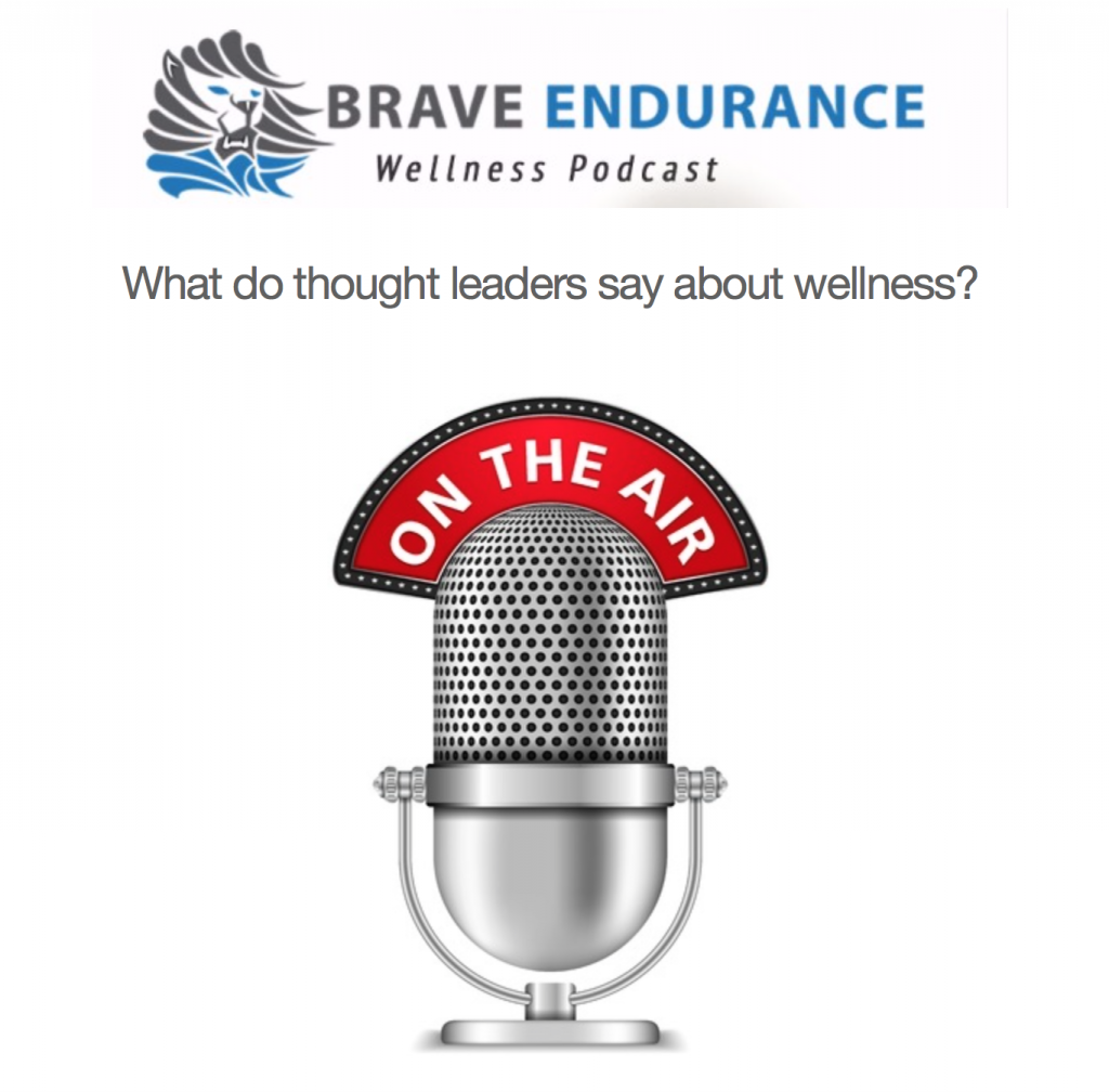 'What Do Thought Leaders Say About Wellness?' Listen to the 'Brave Endurance Wellness Podcast' with SDT Co-Founder Richard Ryan.